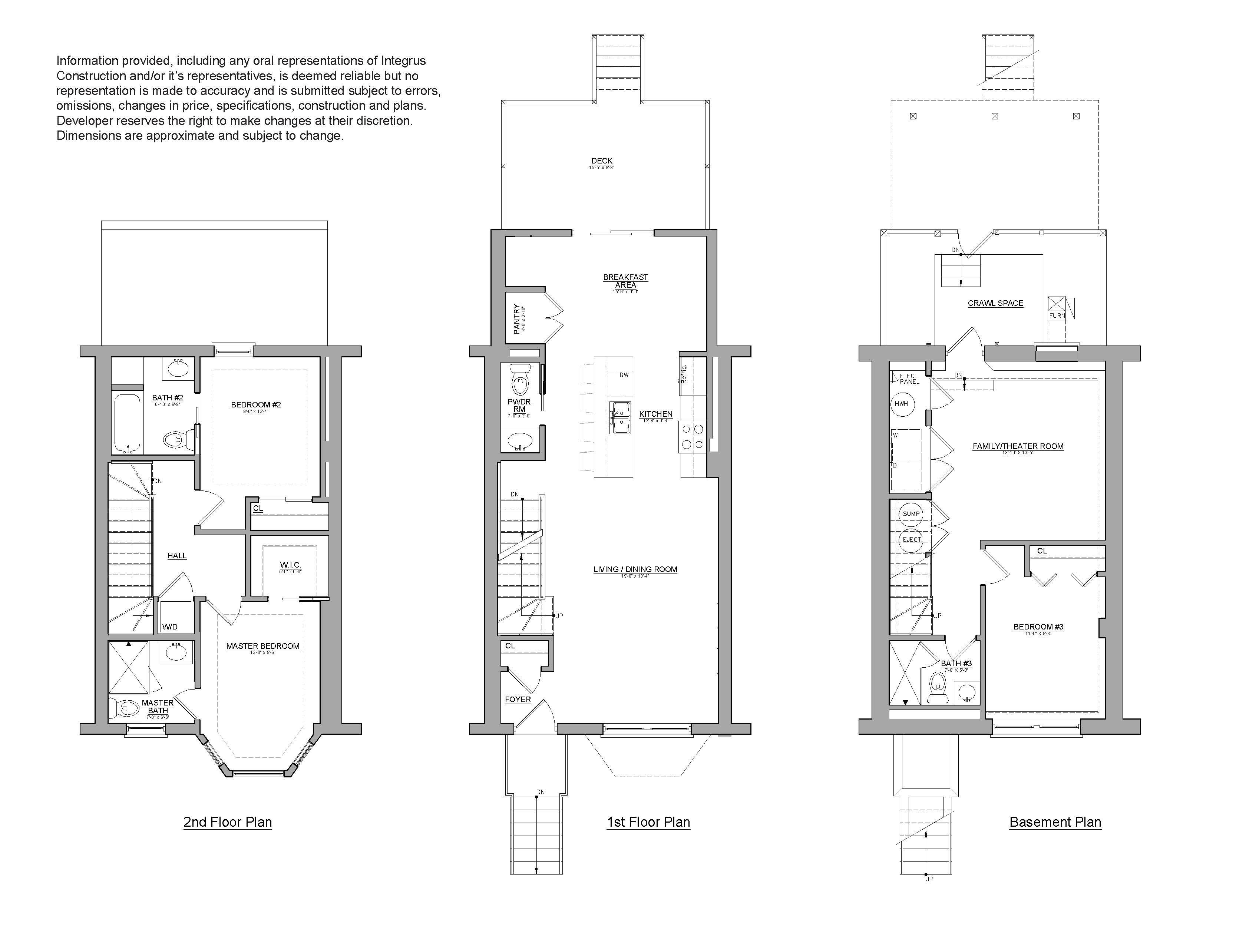 Altgeld townhouse-plan update 191024