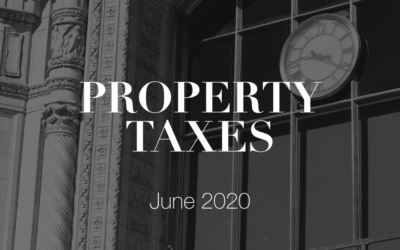 Property Taxes: What You Need to Know