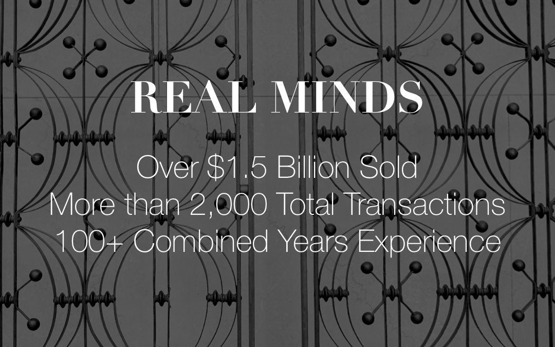 Real Minds: Creating a Competitive Advantage for You