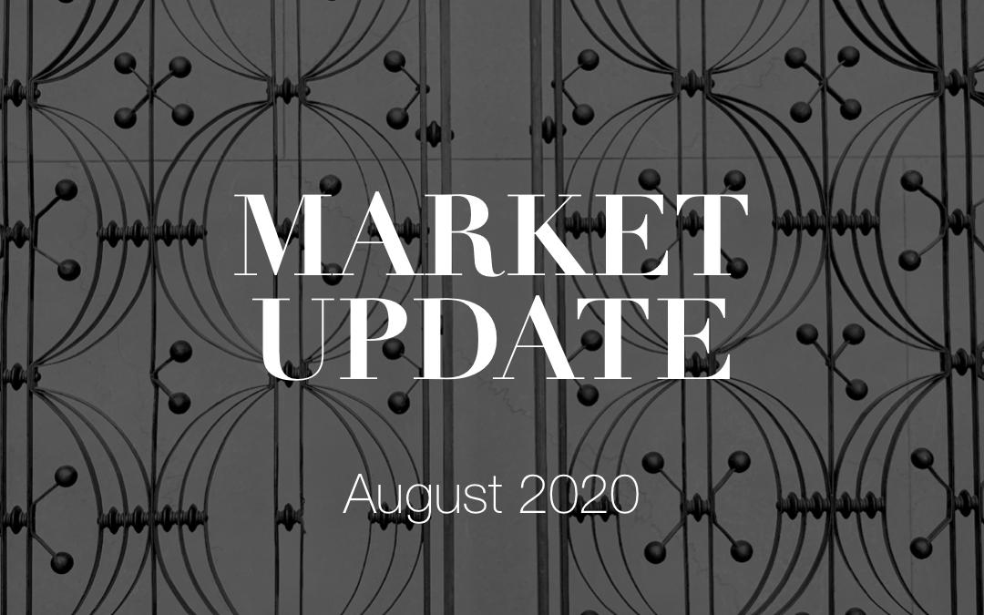 August 2020 Market Snapshot
