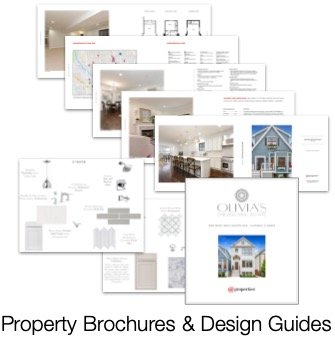 Property Brochures & Design Guides